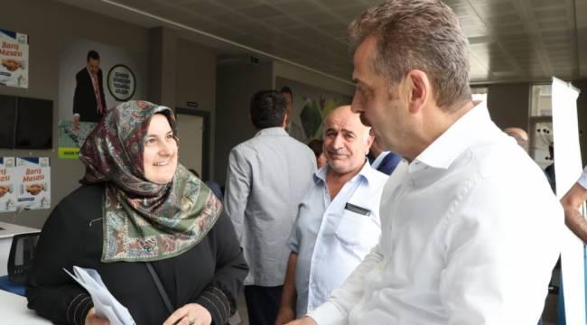Gaziosmanpaşa'da İmar Barışı İçin Yoğun Talep