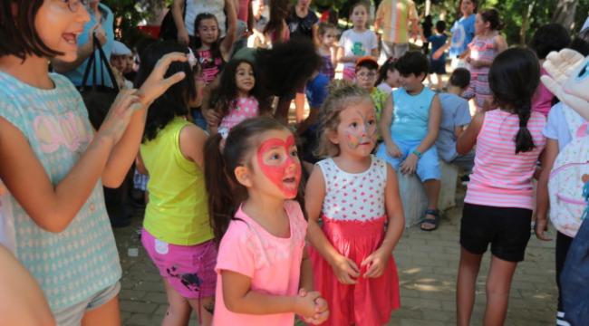 Beşiktaş Belediyesi'nden Çocuk Festivali