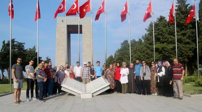 Esenler'den Her Gün Çanakkale'ye Ziyaret