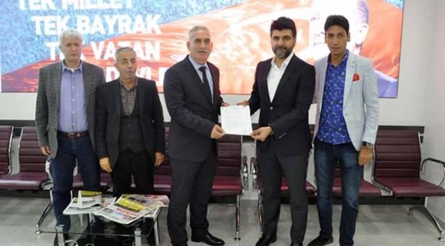 Abdullah Akmercan Sultangazi Belediyesine Talip