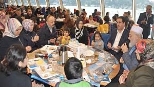 MADEF Üsküdar'da Vapur Turu Düzenledi