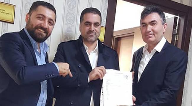 Mehmet Turmuş Esenler'de Aday Oldu