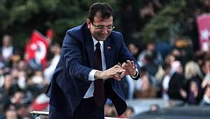 Ekrem İmamoğlu Anadolu Efes Maçına Gitti