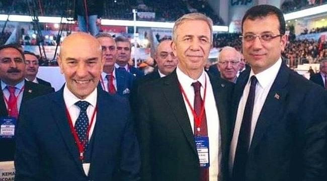 Ekrem İmamoğlu'na Ankara ve İzmir'den Tebrik
