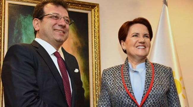 Meral Akşener, İmamoğlu'nu Tebrik Etti