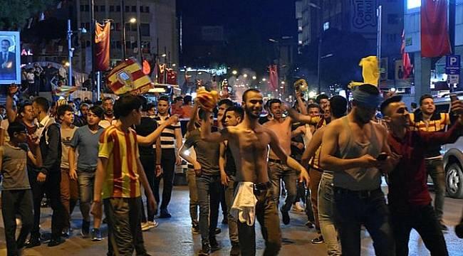 Malatya'da 17 yıl sonra Avrupa Ligi Coşkusu
