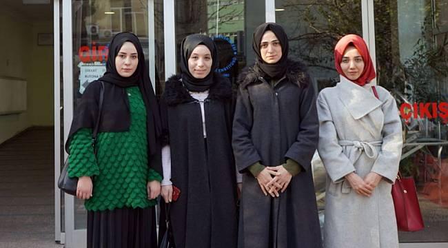 AK Parti Fatih Kadın Kolları'ndan Onkoloji Ziyareti