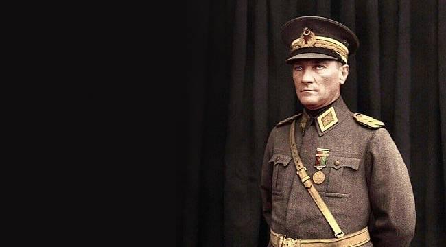 Şair Gazeteci Mustafa Ercan'dan Atatürk Marşı